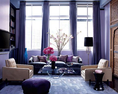 Jessica Stam's Living Room