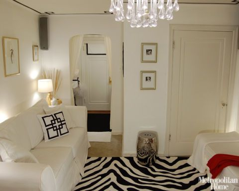 Met home winners contest finalist 4 swankiest small space for Foto appartamenti arredati