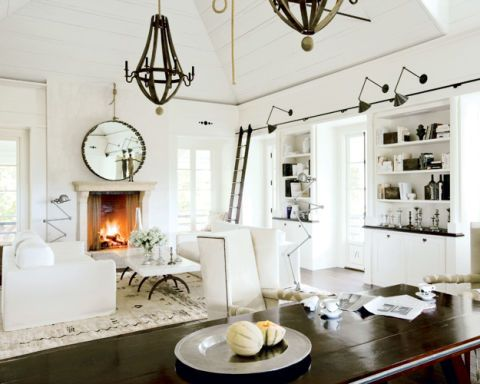 A Comfortable and Quirky Home