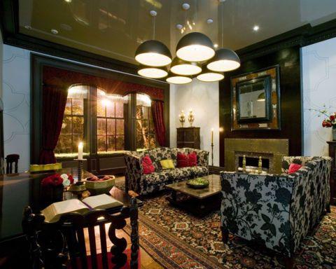Laura Kirar's Living Room