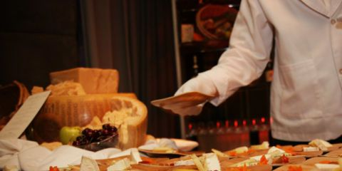 Cheese Stations: