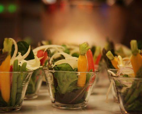 Salad Station: