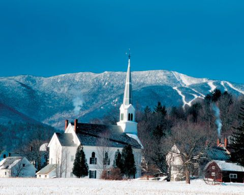 ELLE DECOR Goes to Vermont