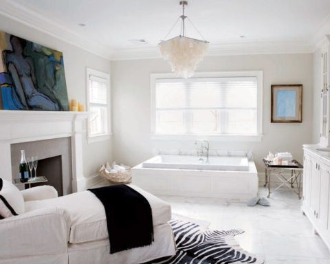 Make Your Bathroom Look Expensive Home Spa Ideas