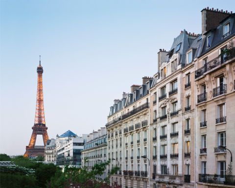 1. A Yearly Trip to Paris