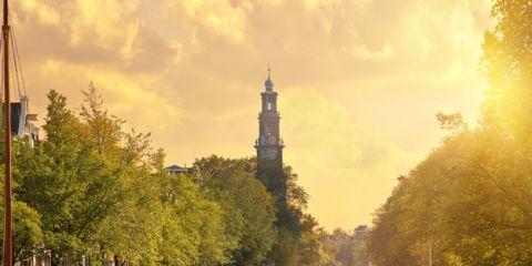 ELLE DECOR Goes to Amsterdam
