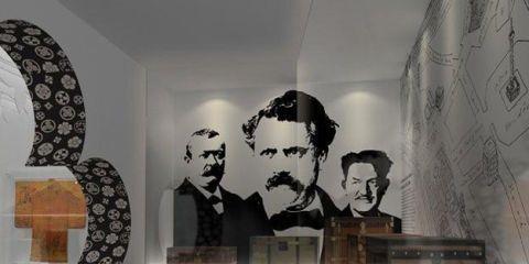 Vuitton Exhibit