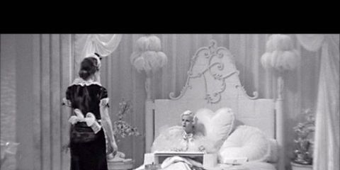 1933, Dinner at Eight, Jean Harlow's bedroom