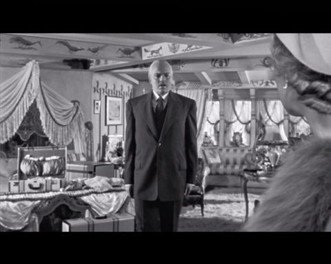 1941, Citizen Kane, Dorothy Comingore's bedroom