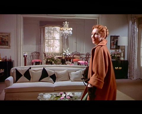 1955, All That Heaven Allows, Jane Wyman's living room