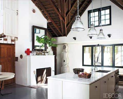 25 Rustic Kitchen Decor Ideas - Country Kitchens Design
