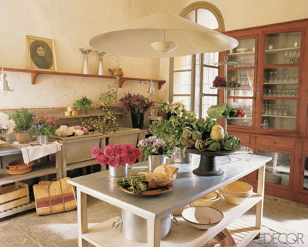 20 Rustic Kitchen Decor Ideas - Country Kitchens Design