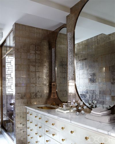 Cameron Diaz's Master Bathroom