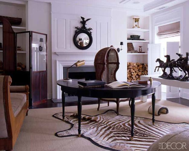 Elegant design home office Office Space Image Elle Decor 10 Home Office Ideas Best Design And Decorating For Home Offices