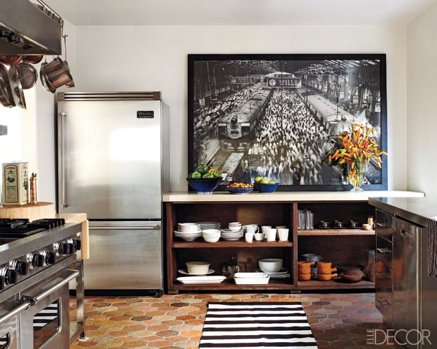 10 Best Celebrity Kitchens Celebrity Homes