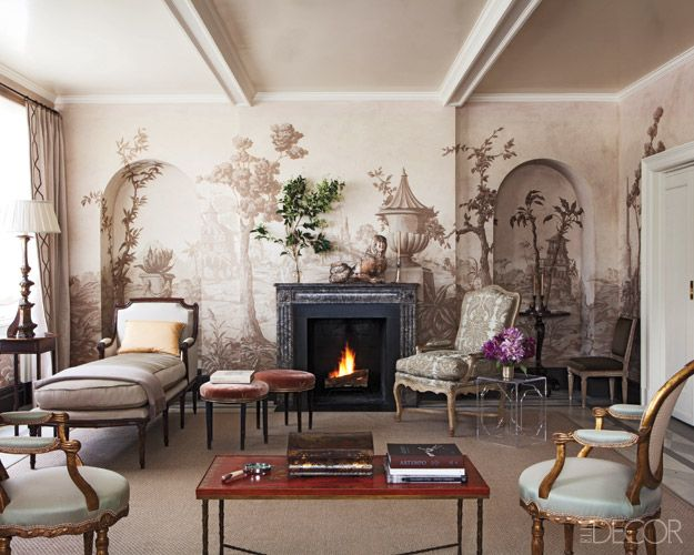 A-List Interior Designers From Elle Decor - Top Designers For Home