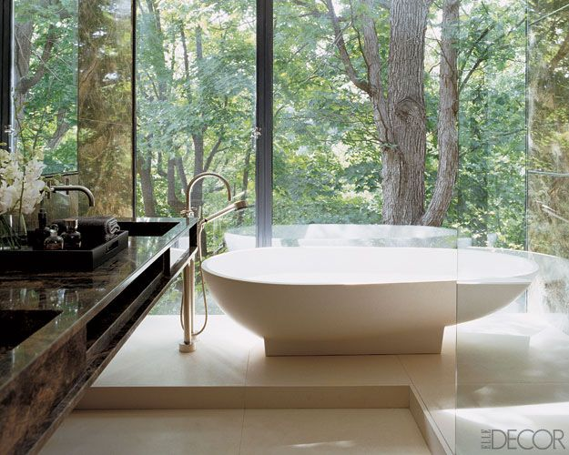 20 Best Luxury Bathtubs - Elegant Modern Bath Tubs