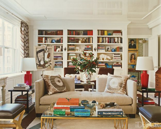 Decorating Ideas A Designers Manhattan Apartment Is Fit For Family
