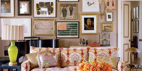 Rock Star Lindsey Buckingham at Home