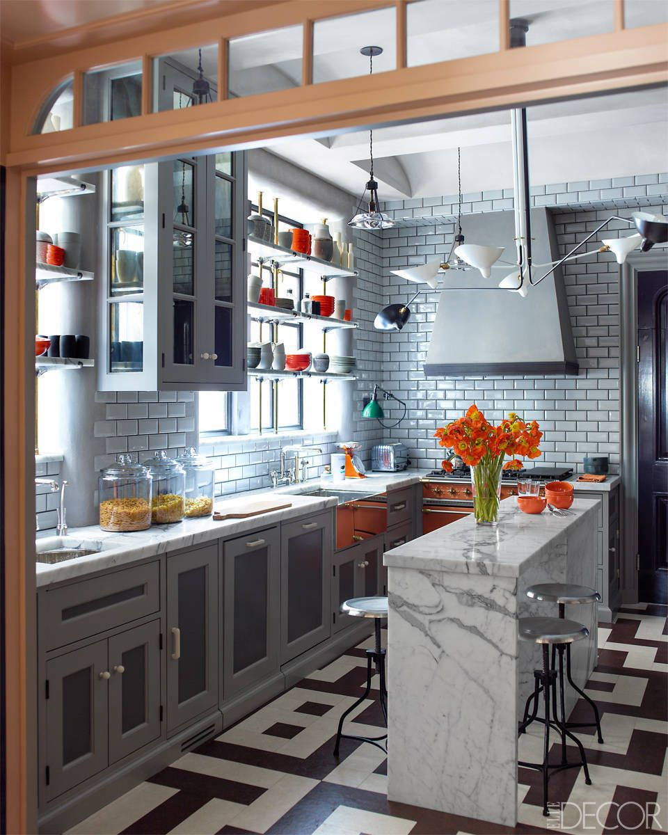 best kitchens 2014 favorite kitchens - Elle Decor Kitchens