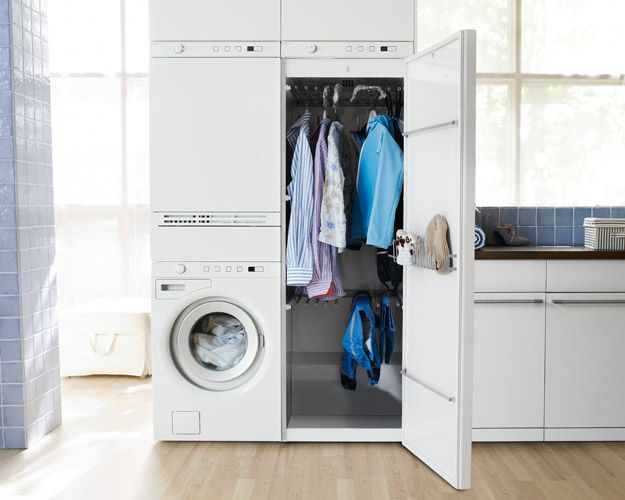 Washing Machines, Drying Cabinets, and More