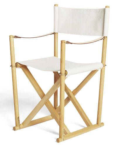 Folding Chair by Mogens Koch for Rud. Rasmussen