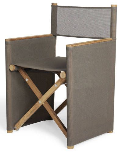 Orson Director Chair by  Gordon Guillaumier from DDC
