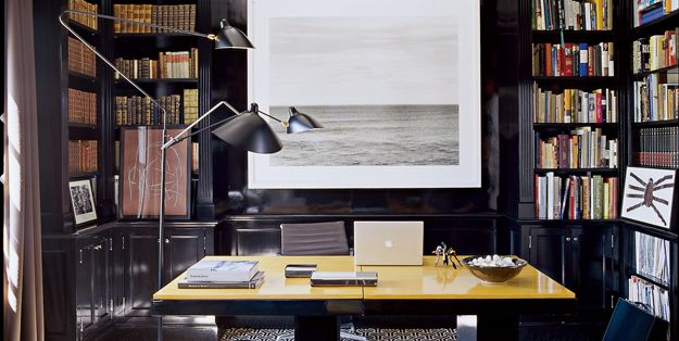 31 black room design ideas decorating with black for Room interior design 2018