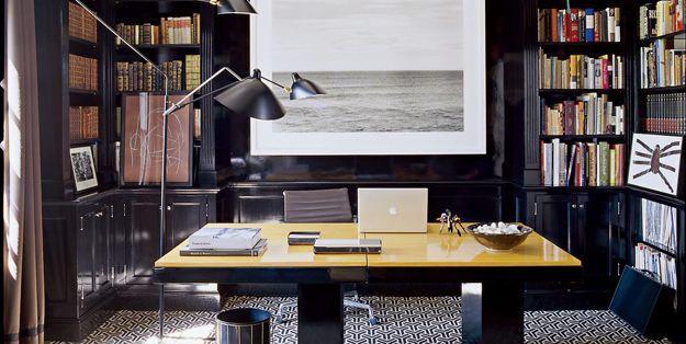 31 Black Room Design Ideas