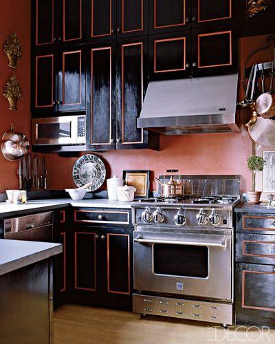 20 black room design ideas decorating with black - Black Room Decor