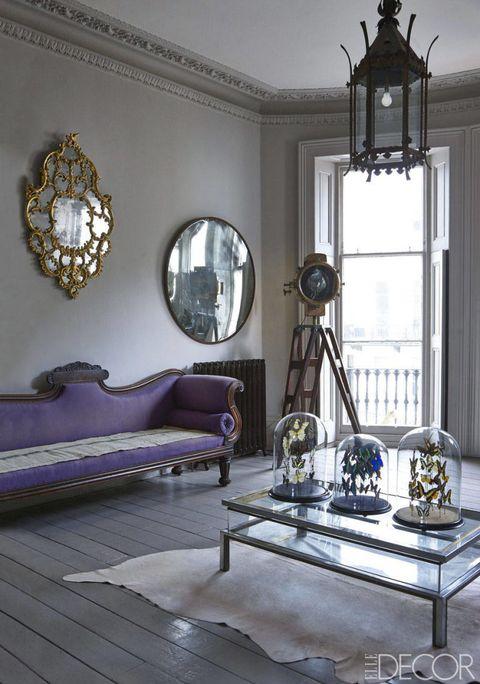 Room, Interior design, Property, Floor, Wall, Interior design, Light fixture, Home, Grey, Mirror,