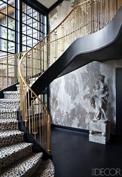Architecture, Stairs, Interior design, Handrail, Iron, Baluster, Metal, Daylighting, Design, Sculpture,