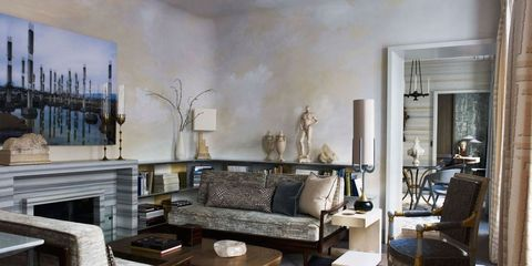 Jean-Louis Deniot Design - Modern Apartment Decor Ideas