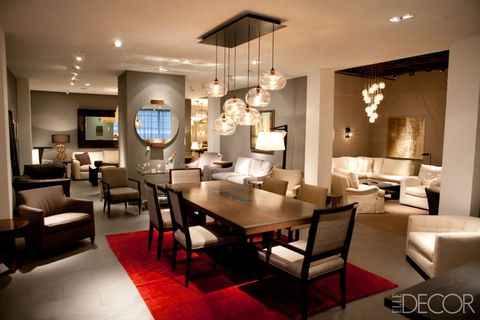 Room, Interior design, Lighting, Floor, Property, Furniture, Living room, Table, Ceiling, Couch,