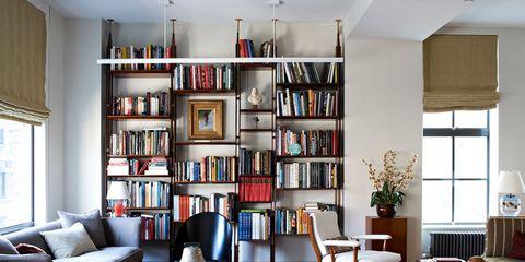 Wood, Room, Interior design, Home, Furniture, Living room, Floor, Wall, Shelf, Shelving,