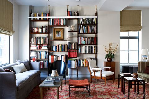Tailor-made: LEN MORGAN's loft apartment