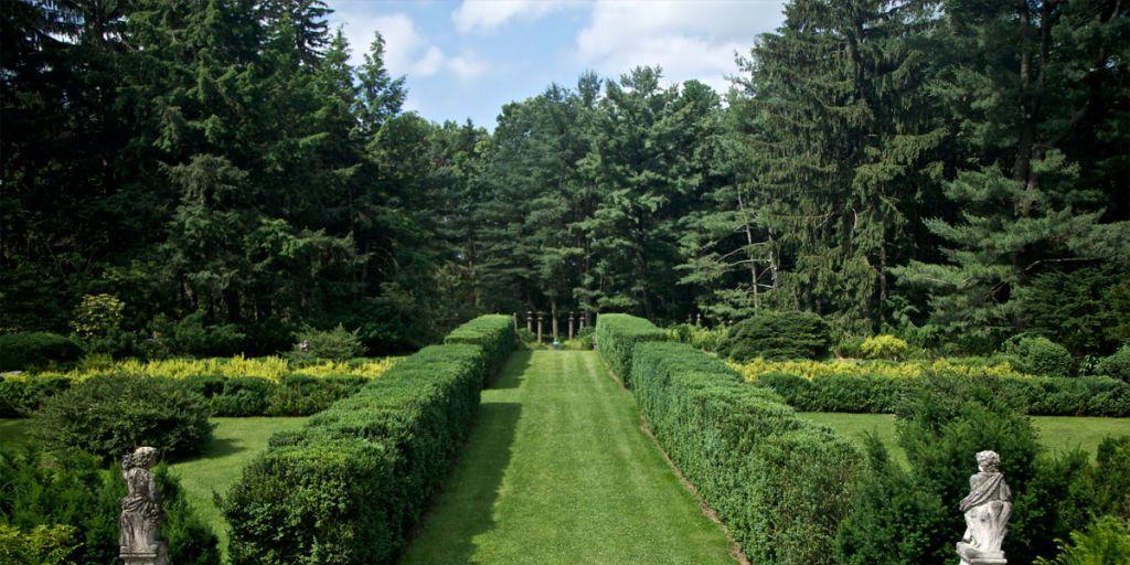 A Sleeping Beauty: Inside Greenwood Gardens