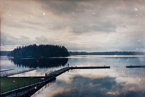 Water, Water resources, Reflection, Waterway, Bank, Lake, Space, Loch, Reservoir, Calm,