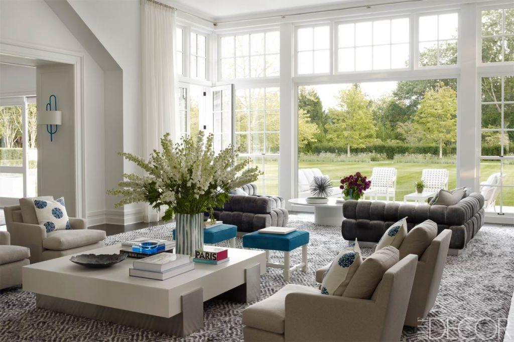 Haynes Roberts Bridgehampton Home - Hamptons Interior Design