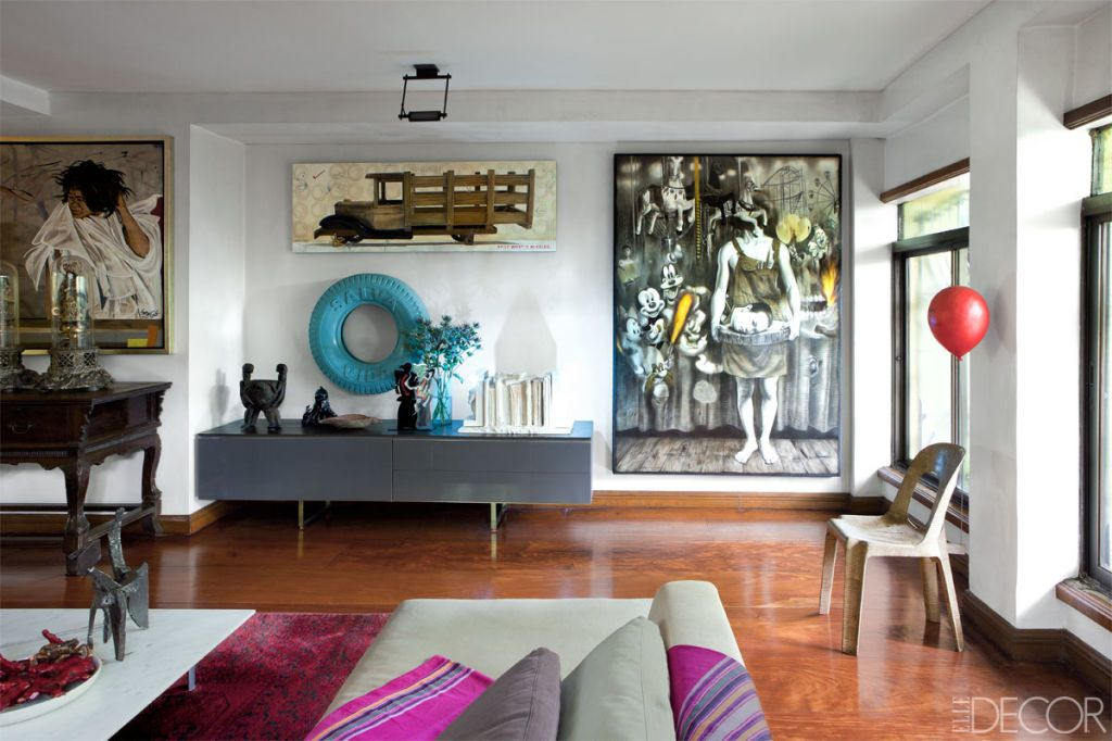 Personal Best: An Eclectic Home in Manila