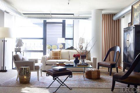 Room, Floor, Interior design, Flooring, Wood, Furniture, Ceiling, Living room, Wall, Interior design,