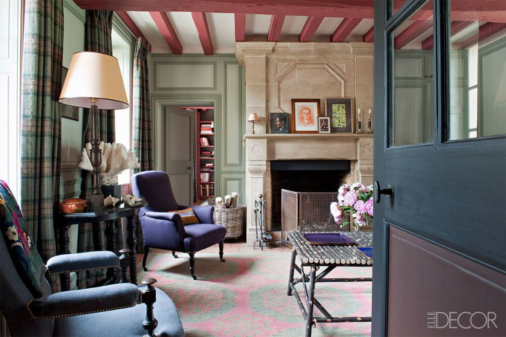 french house interior.  20 French Country Style Interiors Rooms with Decor