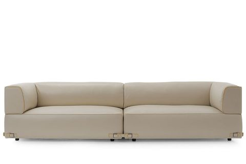 Brown, Wood, White, Couch, Furniture, Style, Living room, Interior design, Tan, Rectangle,