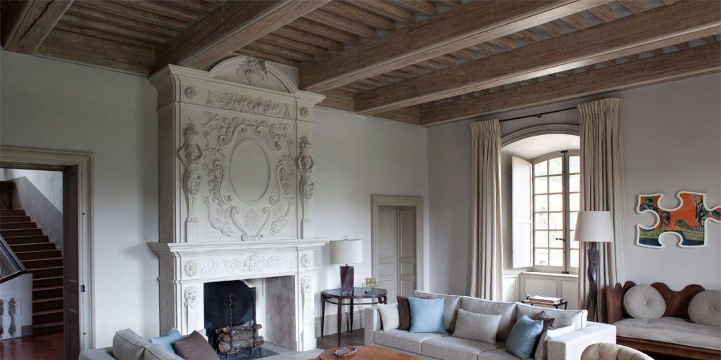 17th Century French Chateau Pierre Yovanovitch