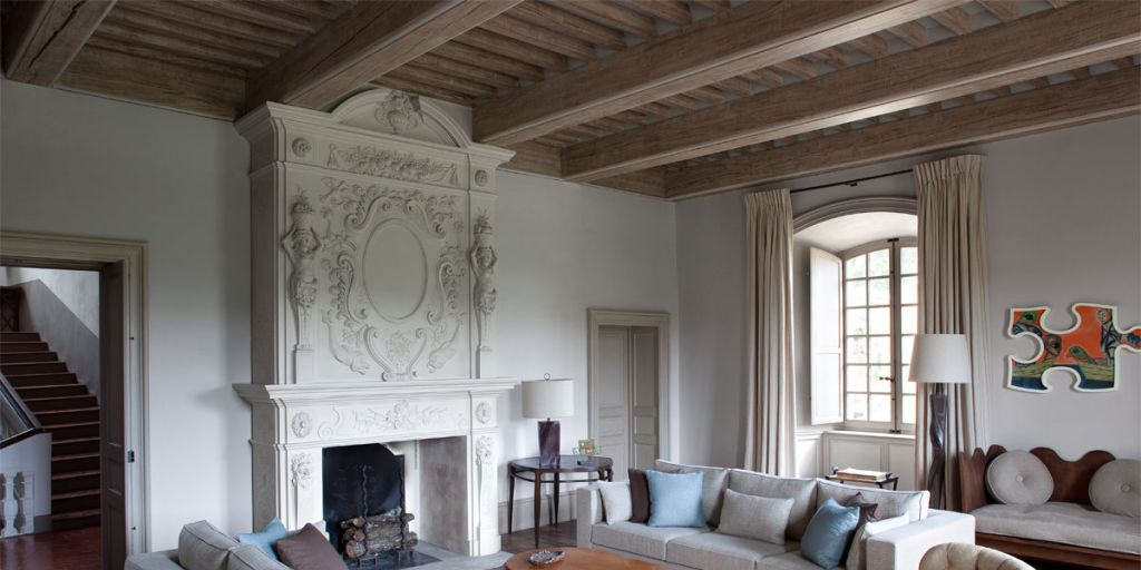 17th Century French Chateau Pierre Yovanovitch