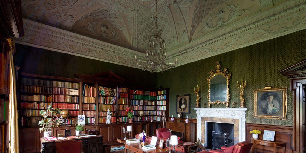 Irish Heritage: Inside the Russborough House