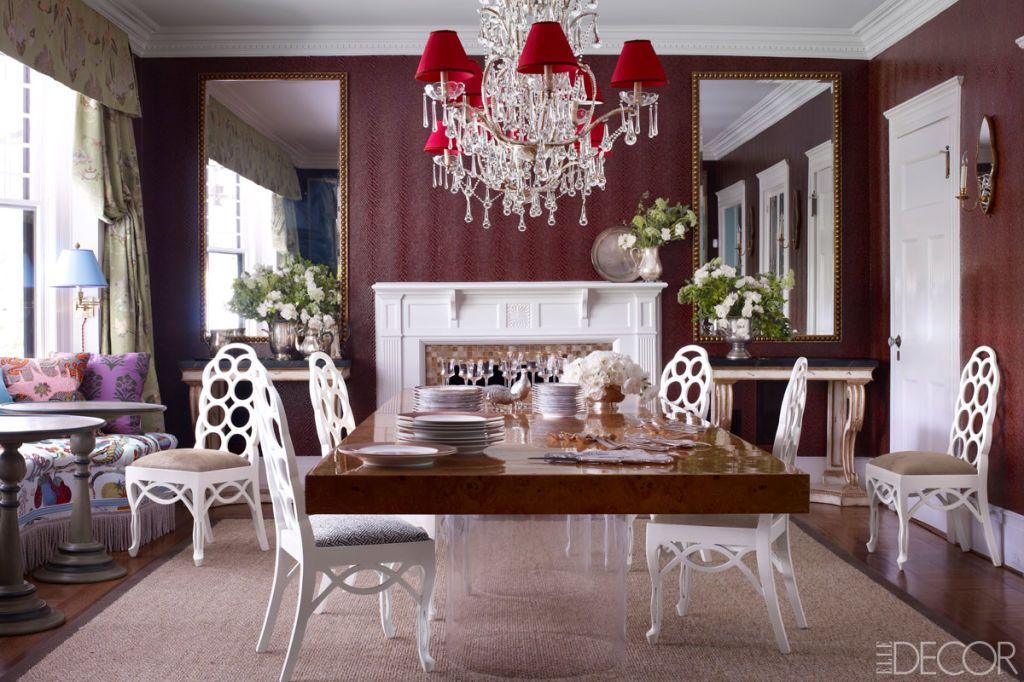 Jeffrey Bilhuber Beauteous Jeffrey Bilhuber Tuxedo Park Home  Decor With Pattern Mixing Review