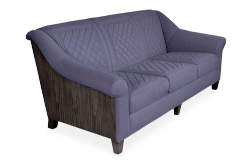 Furniture, Couch, Line, Black, Grey, Rectangle, Futon pad, Design, studio couch, Outdoor furniture,