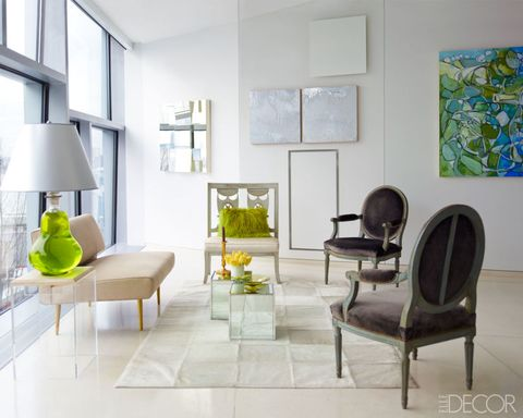 Michael Leva's Living Room