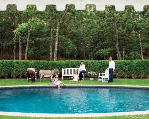 A Hamptons Home with a French Accent
